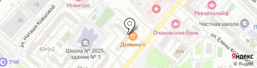 Luk-Art на карте Москвы