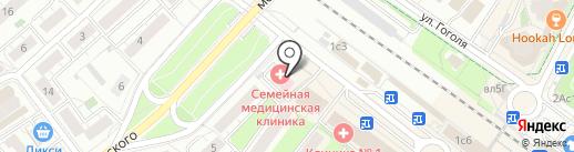 Семейная медицинская клиника на карте Химок