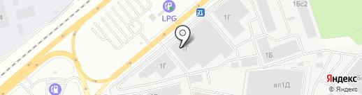 Тойо Транс на карте Химок