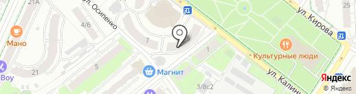 Kapika на карте Химок