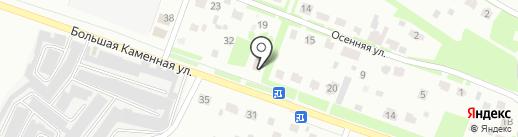 Терра на карте Чехова