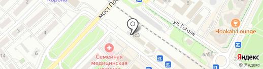 Столичный гардероб на карте Химок