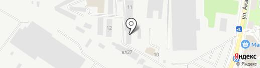 Юпитер на карте Химок