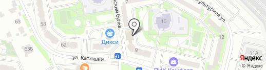 BeFit на карте Лобни