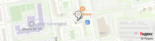 Сити Маркет на карте Лобни