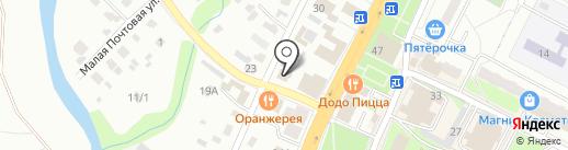 Оранжерея на карте Чехова