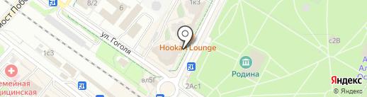 ЦВЕТЫ & КОФЕ на карте Химок