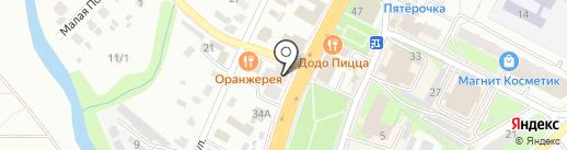 Академия на карте Чехова