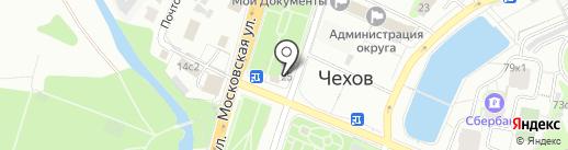 АвтоДок на карте Чехова