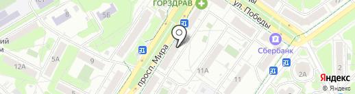 WELLA на карте Химок