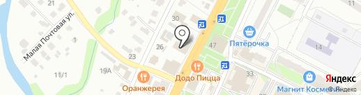ВСК, САО на карте Чехова