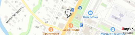 Палитра жизни на карте Чехова