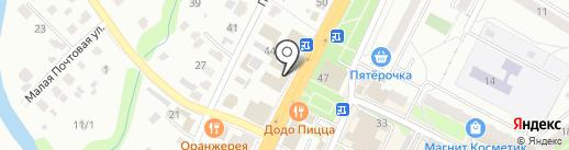 Мастердент на карте Чехова