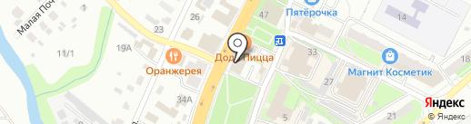 Мамина умница на карте Чехова