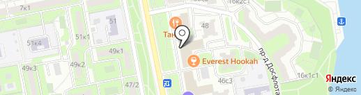 Центр семейной медицины и гомеопатии доктора Герасенко на карте Москвы