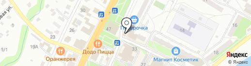 Золушка на карте Чехова