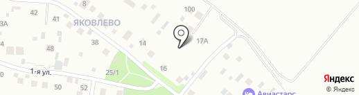 ШАРМ на карте Химок