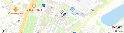 Морфей на карте Чехова