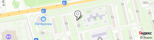 МОРОФСС на карте Лобни
