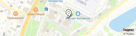 Центральный рынок на карте Чехова
