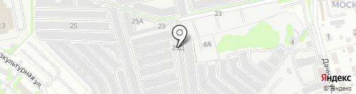 Прокатная компания на карте Лобни