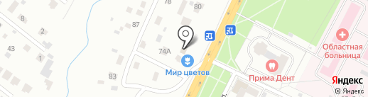 Главный Бухгалтер на карте Чехова
