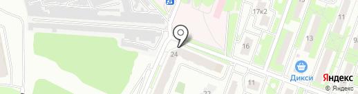 ПрадаMarfa на карте Лобни