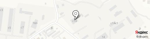 Стандарт Бетон на карте Манушкино
