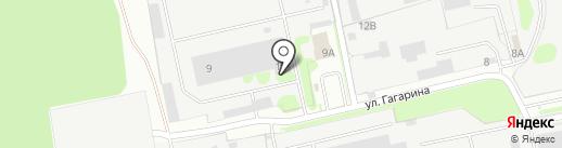 Интертраксервис на карте Лобни