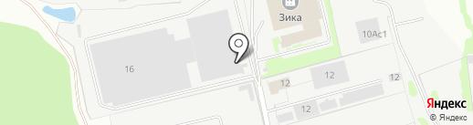 ЗТИ Металлпак на карте Лобни