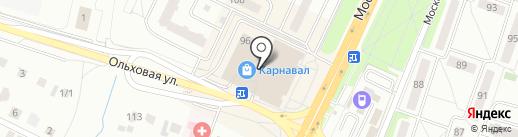 Pizza Roma на карте Чехова