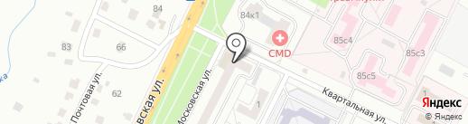 Медбиолайн на карте Чехова