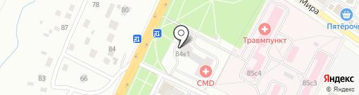 Строймастер24 на карте Чехова