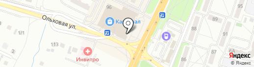 Авто-Онлайн на карте Чехова