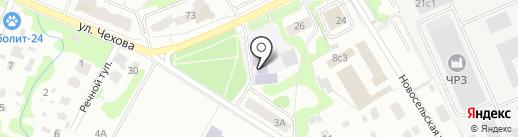 Музей памяти 1941-1945 на карте Чехова