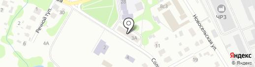 Бюро медико-социальной экспертизы по Московской области №67 на карте Чехова