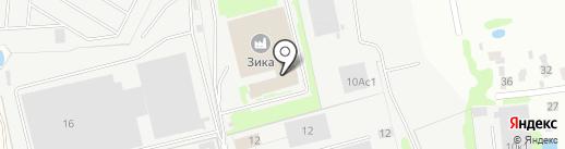 Sika на карте Лобни