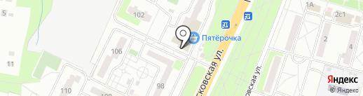 Лига Ставок на карте Чехова