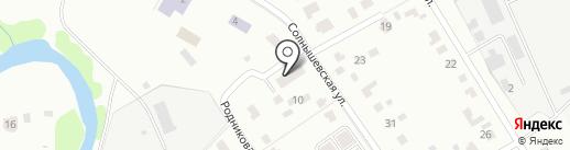 Отделение ФСБ на карте Чехова