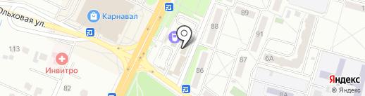 Автотехцентр на карте Чехова