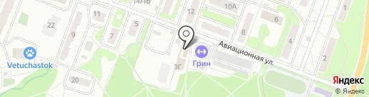 Бьюти на карте Лобни