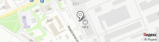 RCC на карте Чехова