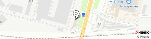 МолоПак на карте Чехова