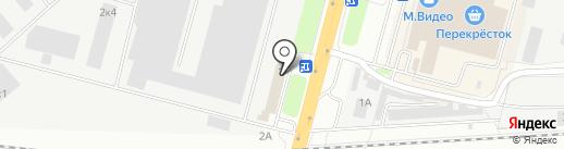 Р-Строй на карте Чехова