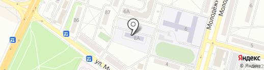 Детский сад №10 на карте Чехова