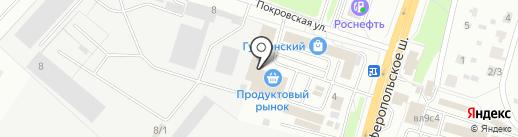 Амок на карте Чехова