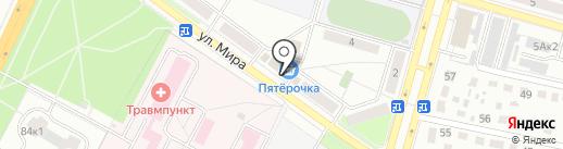 Мастерская по ремонту одежды на карте Чехова