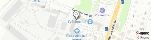 Все до лампочки на карте Чехова