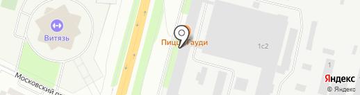 Юг сервис на карте Чехова