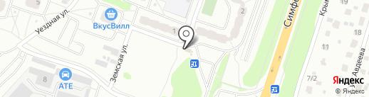 Магазин разливных напитков на карте Чехова